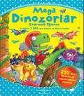 Mega Dinozorlar Çıkartmalı Eğlence