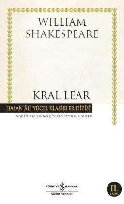 Kral Lear Ciltli