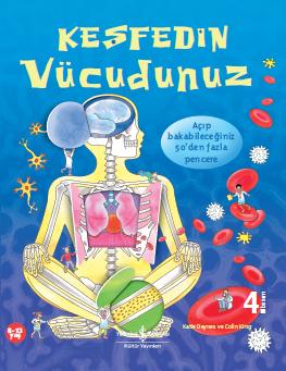Keşfedin Vücudunuz – Harika Bilim Serisi