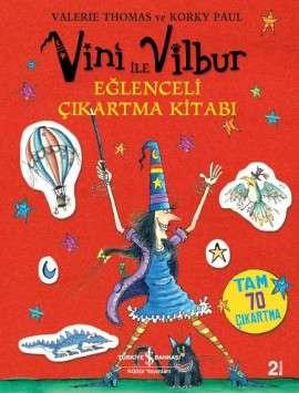 Vini ile Vilbur Eğlenceli Çıkartma Kitabı
