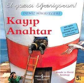 Kayıp Anahtar Deniz Hikayeleri – El Yazısı Öğreniyorum!