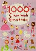 1000 Çıkartmalı Eğlence Kitabım