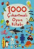 1000 Çıkartmalı Oyun Kitabı