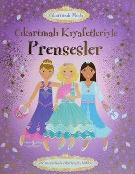 Çıkartmalı Kıyafetleriyle Prensesler