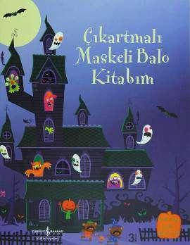 Çıkartmalı Maskeli Balo Kitabım