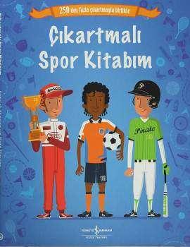 Çıkartmalı Spor Kitabım