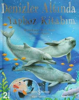 Denizler Altında Yapboz Kitabım