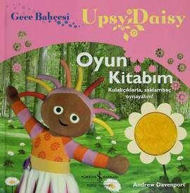 Gece Bahçesi – Upsy Daisy Oyun Kitabım