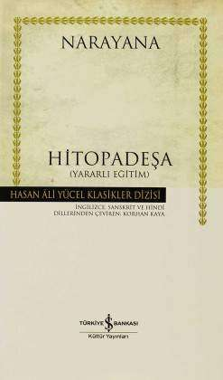 Hitopadeşa (Yararlı Eğitim) Ciltli