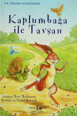 Kaplumbağa ile Tavşan Ciltli