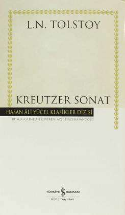 Kreutzer Sonat Ciltli