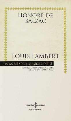 Louis Lambert Ciltli