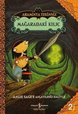 Araminta Tekinsiz 2 – Mağaradaki Kılıç