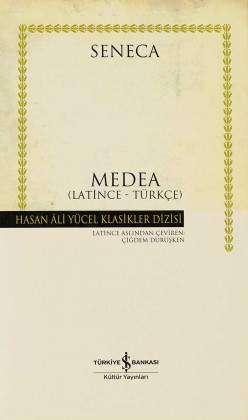 Medea (Latince-Türkçe) Ciltli
