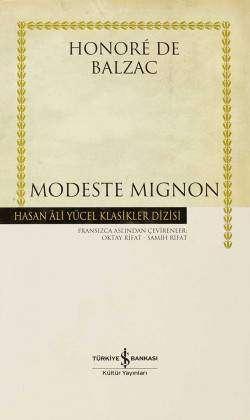 Modeste Mignon Ciltli