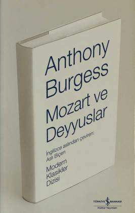 Mozart ve Deyyuslar Ciltli