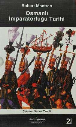 Osmanlı İmparatorluğu Tarihi 2 Cilt (Kutulu)