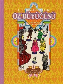 Oz Büyücüsü Ciltli