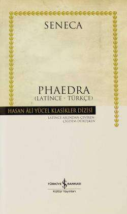 Phaedra (Latince-Türkçe) Ciltli