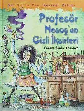 Profesör Nesoş'un Gizli İksirleri