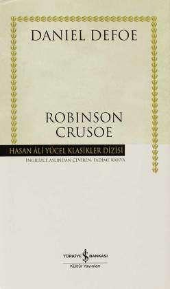 Robinson Crusoe Ciltli