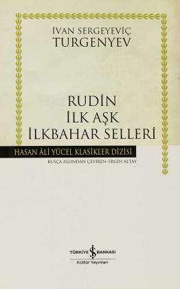 Rudin İlk Aşk İlkbahar Selleri Ciltli