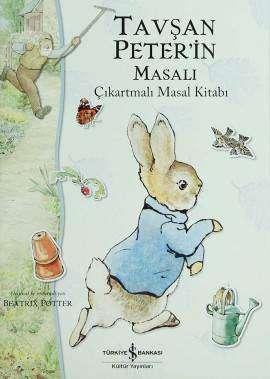 Tavşan Peter'in Masalı – Çıkartmalı Masal Kitabı