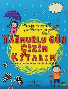 Yağmurlu Gün Çizim Kitabım