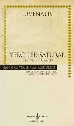Yergiler – Saturae (Latince-Türkçe)