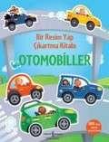 Bir Resim Yap Çıkartma Kitabı – Otomobiller