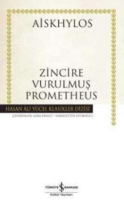 Zincire Vurulmuş Prometheus Ciltli