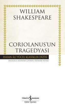 Coriolanus'un Tragedyası Ciltli