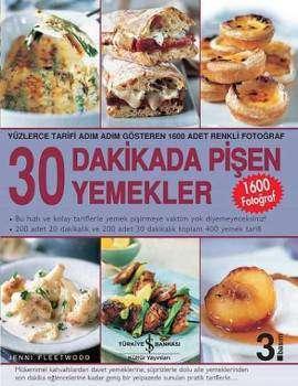 30 Dakikada Pişen Yemekler