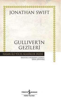 Gulliver'in Gezileri Ciltli