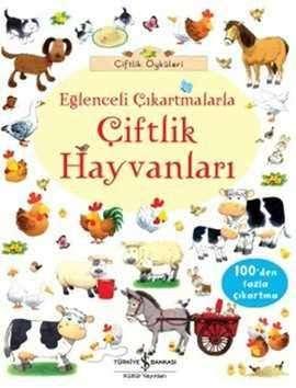 Çiftlik Öyküleri – Eğlenceli Çıkartmalarla Çiftlik Hayvanları