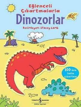 Eğlenceli Çıkartmalarla Dinozorlar