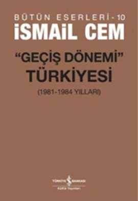 """""""Geçiş Dönemi"""" Türkiyesi"""