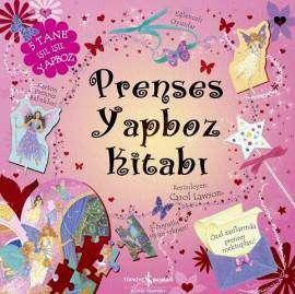 Prenses Yapboz Kitabı