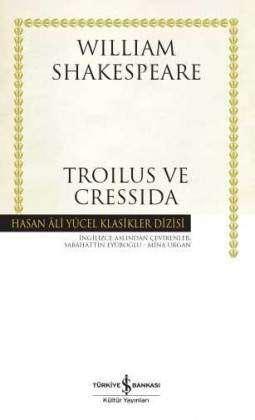 Troilus ve Cressida Ciltli