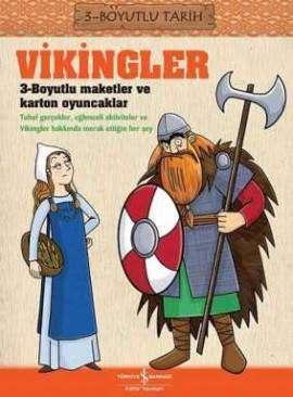 Vikingler 3-Boyutlu Tarih