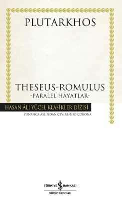 Theseus – Romulus – Paralel Hayatlar – Ciltli