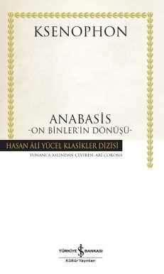 Anabasis – On Binler'in Dönüşü – Ciltli