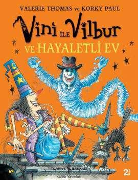 Vini ile Vilbur ve Hayaletli Ev