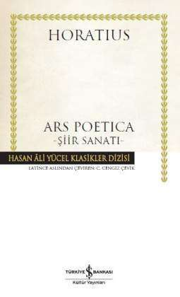 Ars Poetica –Şiir Sanatı-