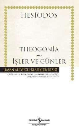 Theogonia – İşler ve Günler – Ciltli