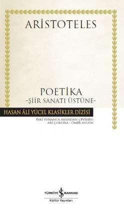 Poetika –Şiir Sanatı Üstüne– Ciltli