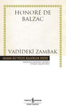Vadideki Zambak – Ciltli