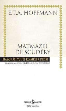 Matmazel De Scudéry – Ciltli