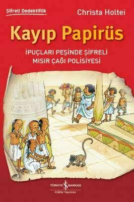 Kayıp Papirüs – Şifreli Dedektiflik