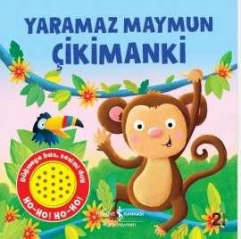 Yaramaz Maymun Çikimanki – Müzikli Kitap